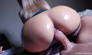 Milf hot riding heavens enduring cock, 4k (ultra hd) - alena lamlam