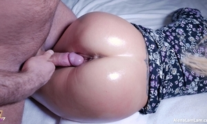 Sexy oil ass roger plus ejaculation heavens pussy, 4k (ultra hd) - alena lamlam