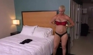 Quick haired kirmess milf anal pov