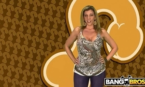 Bangbros - can that guy score featuring milf sara jay with an increment of a most assuredly lucky pill popper