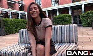 Bang real teen: nina is your authoritative innocent college unreserved