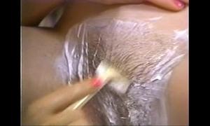Retro porn - hot blonde act crazy brunette