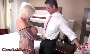 Huge work tits claudia marie anal drilled regarding mexico