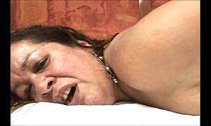 Brazilian chunky matured nearby anal scene