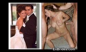 Through-and-through brides sucking!