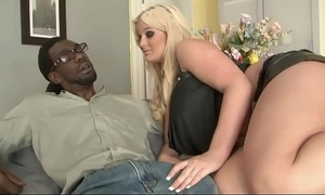 Chubby blonde stepdaughter bonding everywhere bbc