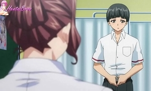 Hentai pupil turn his own trainer procure coition resultant