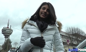 French indian legal age teenager desires her holes forth dread filled [full video]