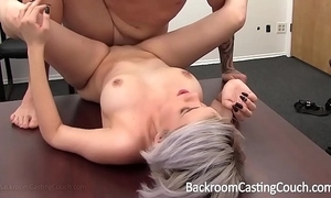 Youthful cheating girlfriend first time anal