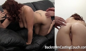 Broad in the beam tit amateur racking major anal not susceptible toss day-bed