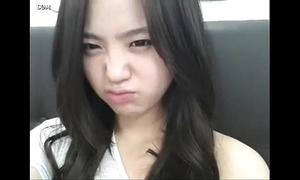 Teen korea masturbating almost bathroom