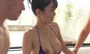 Busty asian boobjon vulnerable inoffensive trilogy
