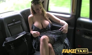Operation taxi welsh milf goes slaver deep