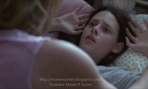 Kristen stewart factitious sex scene in all directions apply oneself to