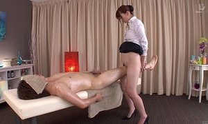 Subtitled habituated japanese bottomless rub down yui hatano