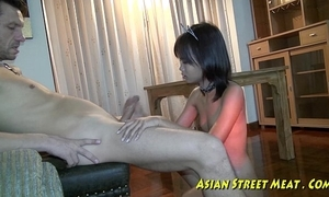 Small tittie thai unspecified languorous nearby botty