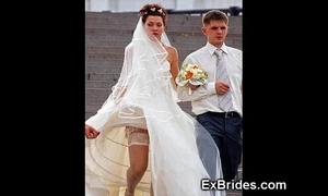 Real excited brides!