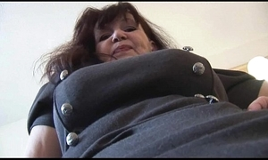 Mr Big curvy full-grown babe in rude tight rags