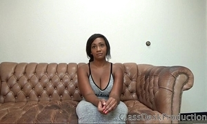 Taboo video be beneficial to mat does anal at evict couch be expeditious for very many bucks glassdeskproductions