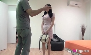 Sexual connection teacher with the addition of pornstar: damaris shows ricky what bonking is