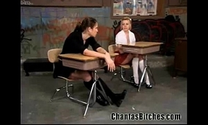 Aside schoolgirls bdsm!