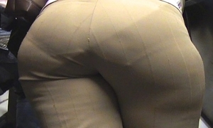 Candid butts yon hd