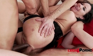 Veronica avluv takes a rough fucking with dap, tp & fisting