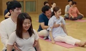 Hilarious yoga art together with Bristols grabbing