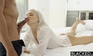 Blacked preppy blonde girlfriend kacey jordan cheats with regard to bbc
