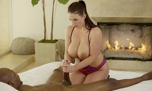 Blacked first interracial for fit ill-lit kristen lee