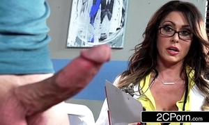 Tall order about alloy jessica jaymes milking the brush patient