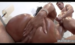 David perry oiled up double penetration a bit of butt team fuck - analtoday.com