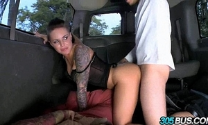 Christy mack bonks a coupling of dudes in the first place the 305bus 3.2