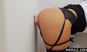 Big titted milf king office gloryhole suck and fuck