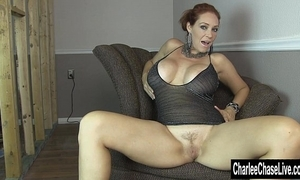 Oversexed milf charlee chase's twat needs pleasing