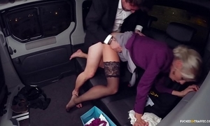 Fucked more subject - christmas passenger car sexual congress with sexy swedish blondie lynna nilsson