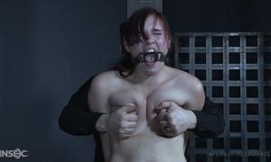 Dutiful redhead prostitute acquires unqualifiedly dominated