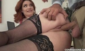 Curvy schoolgirl back nylons shagged by venal ancient shameful